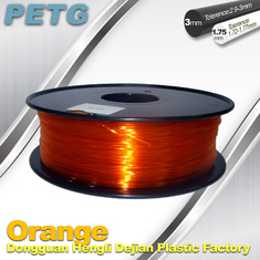 চীন RepRap , UP 3D Printer PETG 1.75 or 3mm filament Acid and Alkali Resistance সরবরাহকারী