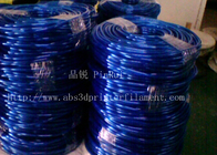 চীন Lightweight Plastic Hose Pipe , PVC Clear Plastic Tubing Flexible কোম্পানির
