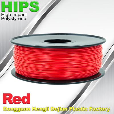 Soluble in lemon juice HIPS 3d Printer Filament  HIPS filament